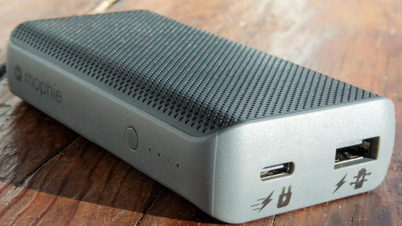 Keep your devices charged wherever you are.