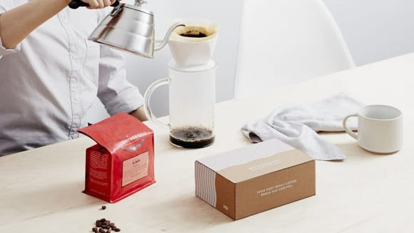 Your personal Coffee Curator will pick new beans for you to try.