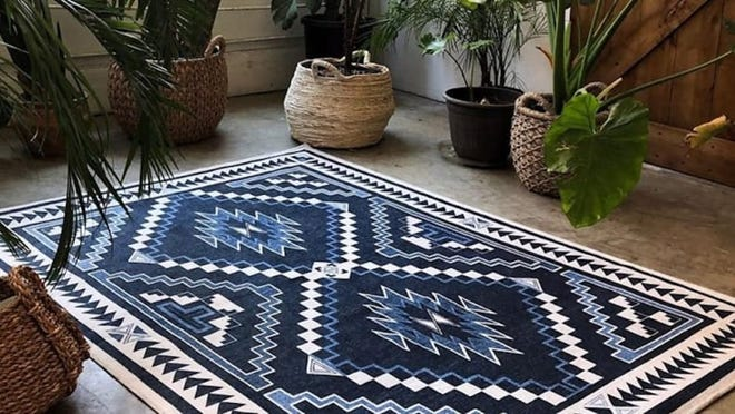 Shop Ruggable's New Year, New Home Sale to save big on a plethora of rugs.
