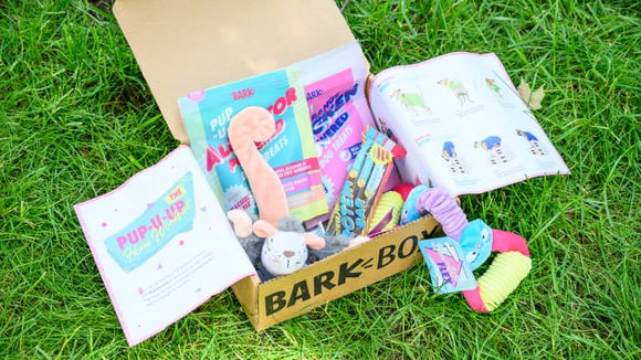 Best gifts for couples: BarkBox