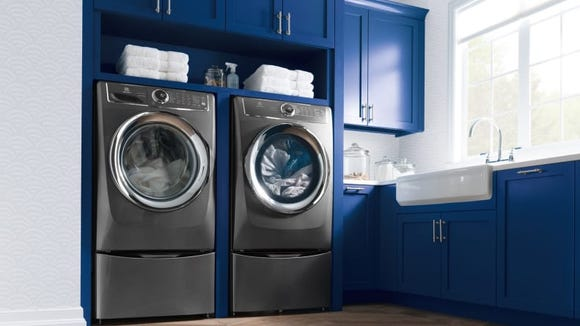 At-home washing machines and dryers make all the difference, and now you can save on one.