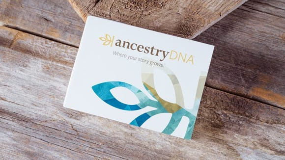 AncestryDNA kits will show different results for different people. Why?  Science.