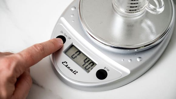 Best kitchen gifts: Escali Primo Digital Kitchen Scale