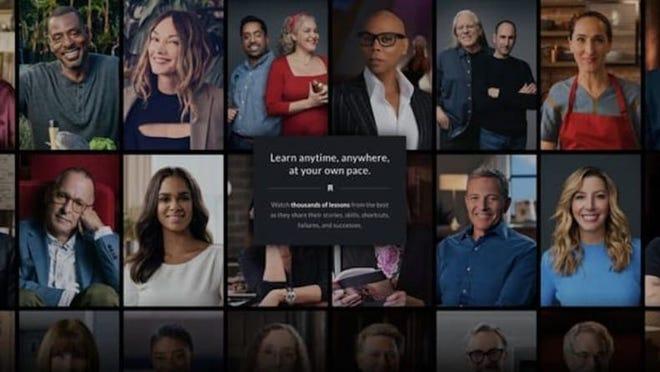 Los mejores regalos para esposas 2020: suscripción a MasterClass.