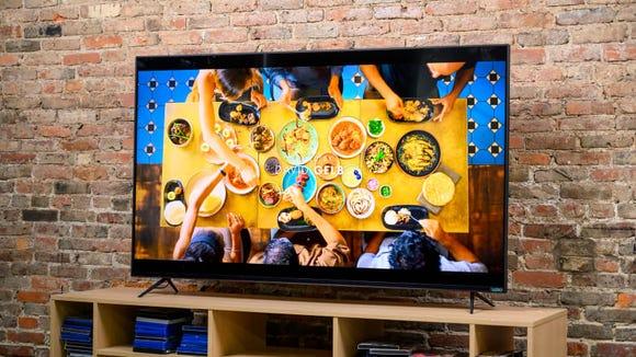 The best gifts for men: Vizio Quantum TV