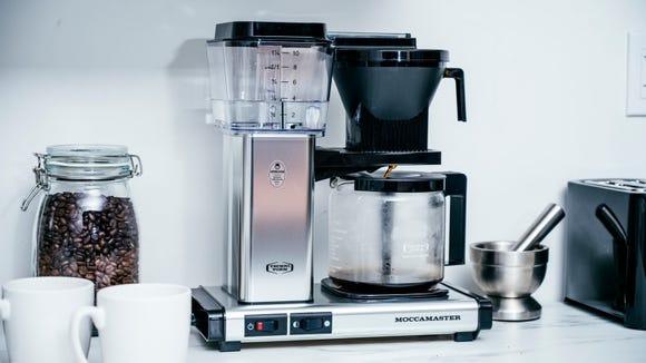 Best kitchen gifts: Technivorm Moccamaster Drip Coffee Maker