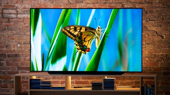 Best gifts for 2020: LG C9 OLED TV
