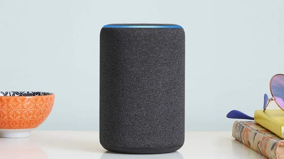 """Hey Alexa, play my tunes."""