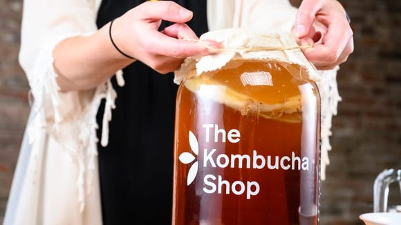 You can save some serious dough by making kombucha at home.