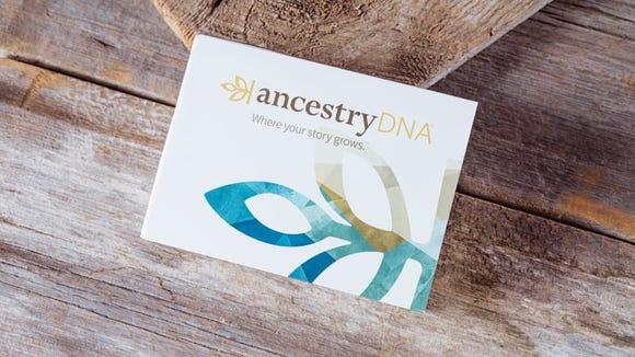 Best gifts for wives 2020: AncestryDNA Kit.