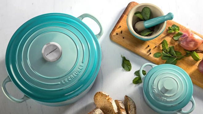 Le Creuset makes cookware so good, you'll want to pass it down.