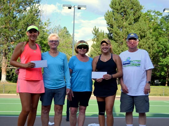 Benitez wins men's Open at Lakeridge tennis tournament
