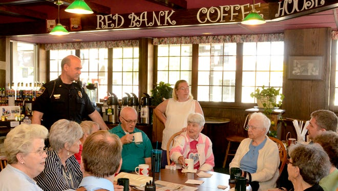 There aren't many coffeehouses set inside a department store. Take a step back in time at Red Bank Coffee House in Schroeder's Deptarment Store in Two Rivers.