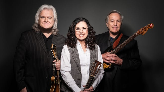 Ricky Skaggs, Sharon White and Ry Cooder perform Monday in Burlington.
