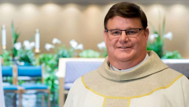 The Rev. Gregory Greiten, pastor of St. Bernadette Catholic Church, came out to his parishioners on Dec. 17, 2017, and told the rest of the world he was gay the next day in a National Catholic Reporter column.