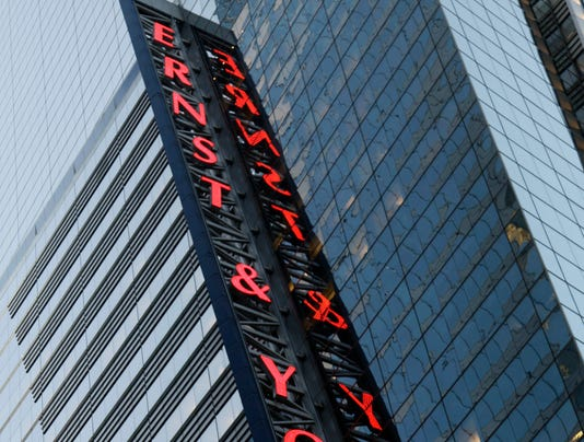 AP Ernst and Young Lehman Brothers