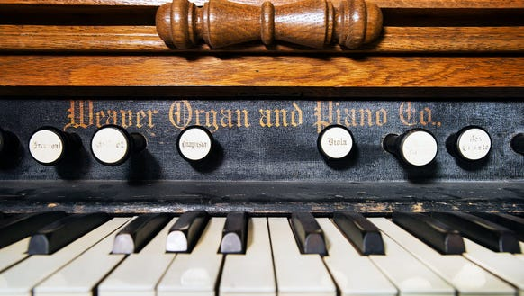 The Weaver organ company built organs in York for about