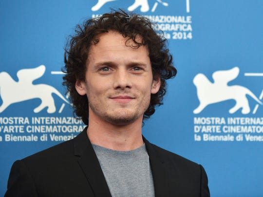 "Actor Anton Yelchin poses during the photo call at the Venice Film Festival for the movie ""Burying The Ex"" on Sept. 4, 2014. The ""Star Trek"" actor died after being run over by his own car in his driveway on June 19, 2016."