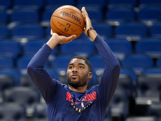 Dec 22, 2017; Orlando, FL, USA; New Orleans Pelicans