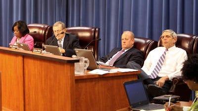 The Leon County School Board