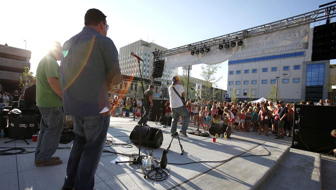 Mile of Music, set for Aug. 6-9 in about 65 venues in downtown Appleton, could use some help from the community.