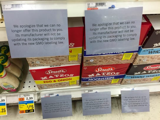 A sign at the Price Chopper Supermarket on Shelburne