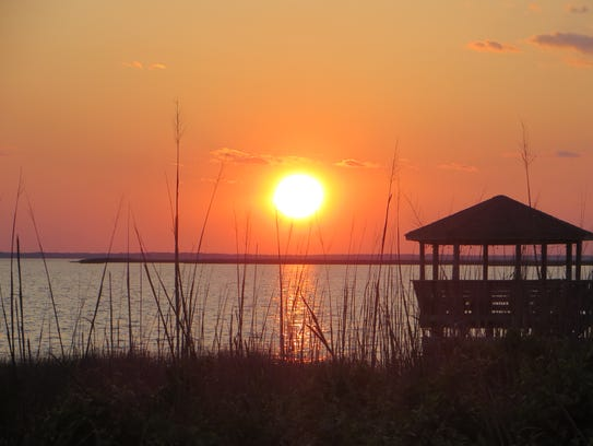 The Outer Banks in North Carolina is known for breathtaking