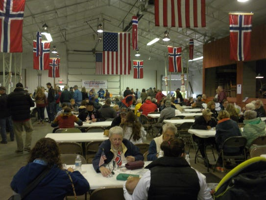 The 7th Annual Taste Of Norway & Lost Arts Fair to