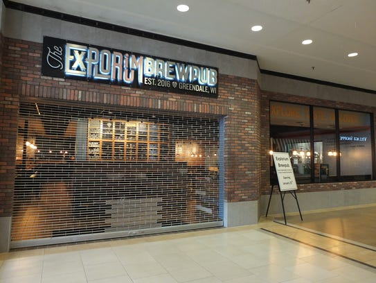 The Explorium Brewpub opened Jan. 25.
