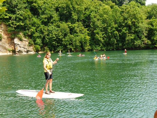 Ijams Nature Center partners with River Sports Outfitters