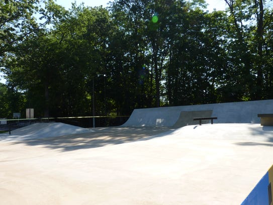 Madison Avenue Skate Park in Plainfield officially