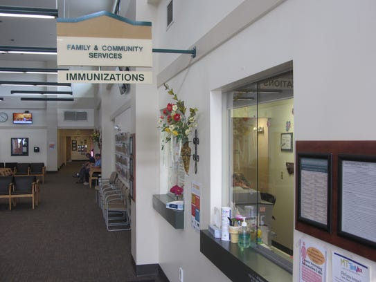 The Cascade City-County Heath Department provides a
