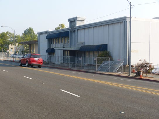 The former sheriff's office has been vacant since last