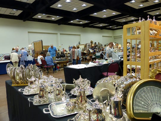Silver services dazzled buyers
