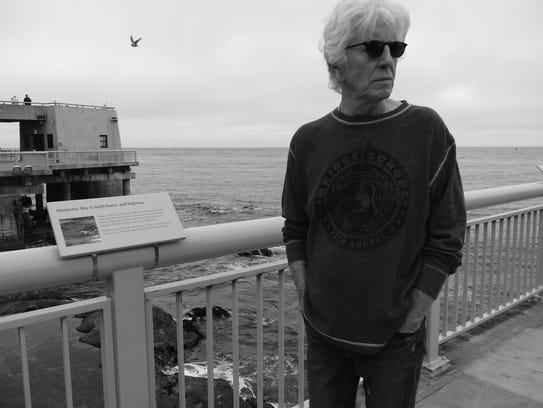 Graham Nash says he's as inspired to create music and