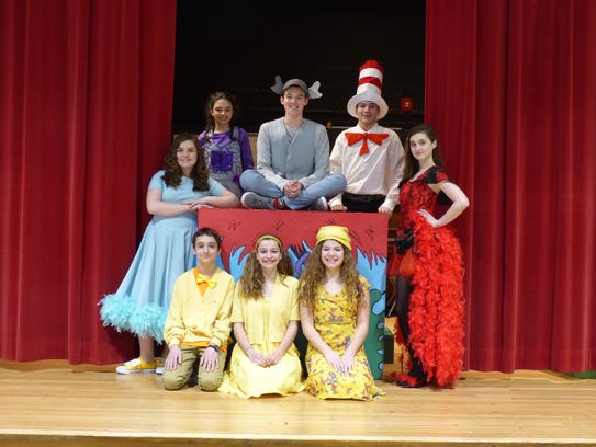 At 7 p.m. on March 21 and 22, Clinton Public School's
