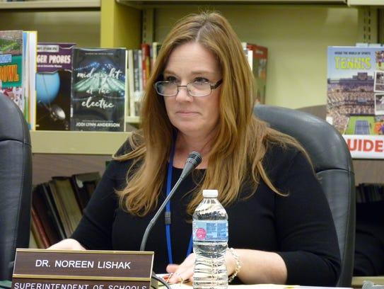 South Plainfield School District Superintendent Noreen
