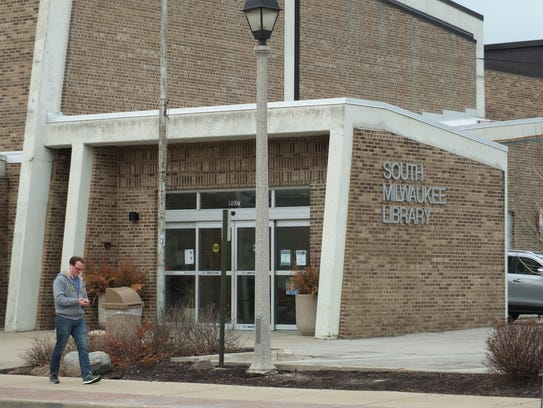 The South Milwaukee Public Library, 1907 10th Ave.
