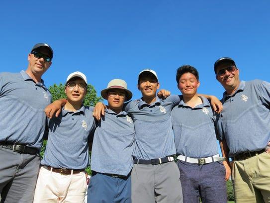 Northern Valley at Old Tappan won three consecutive