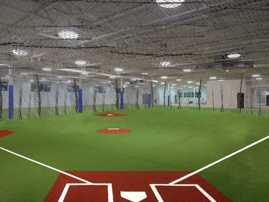 Indoor sports complex coming to new rochelle for Design indoor baseball facility