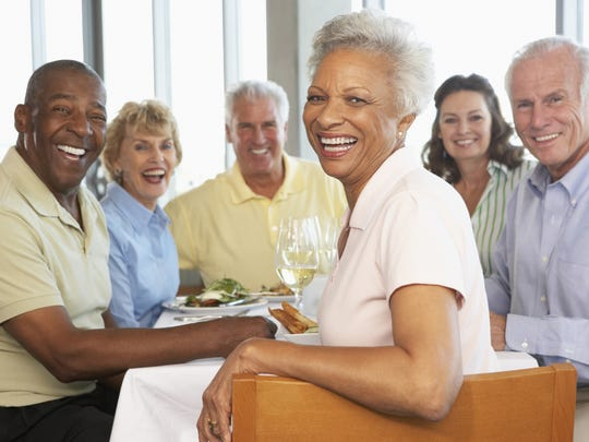 Station 618 is a place where San Angelo's older residents can meet, mingle, get a meal, exercise and more.