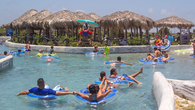 Schlitterbahn Waterparks & Resorts announced the completion of their final ride at their park on Padre Island. The Padre Plunge, a log flume ride once known as the Shoot the Chute, is now open to the public, park officials said Tuesday.