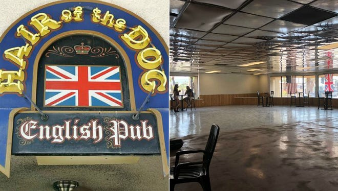 The popular downtown Palm Springs dive bar, Hair of the Dog, will reopen Oct. 1 in a new – and much larger –space at 555 S. Palm Canyon Drive, with a more elevated vibe, owner Larry Bitonti said.