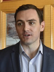 U.S. Rep. Mike Gallagher, R- Green Bay