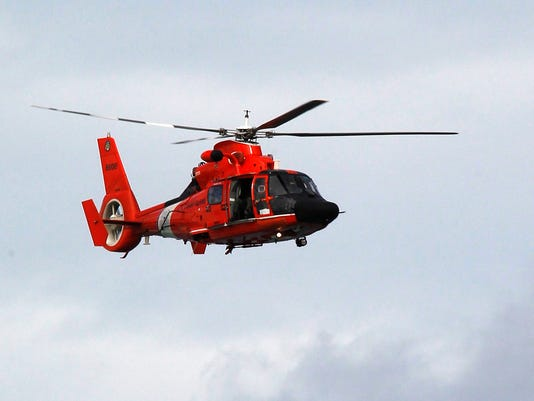 Newport Rescue Helicopter