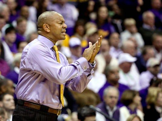 NCAA Basketball: Kentucky at Louisiana State