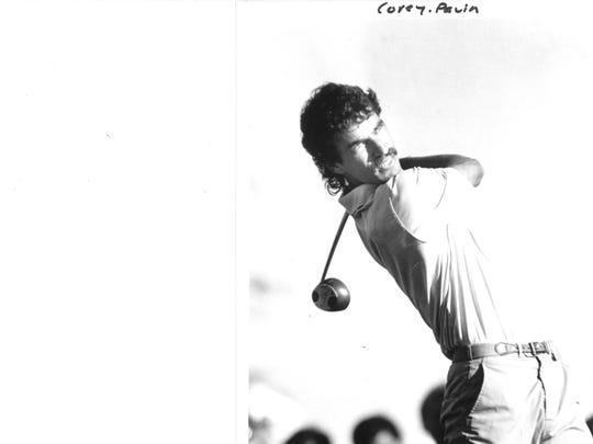 Corey Pavin, 1987 and 1991 Bob Hope Classic winner