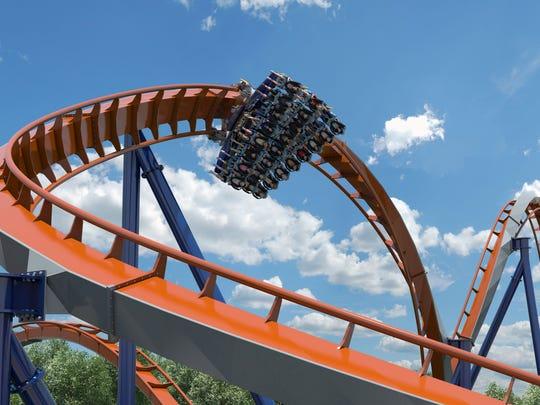 Valravn debuts at Cedar Point in Sandusky, Ohio, on