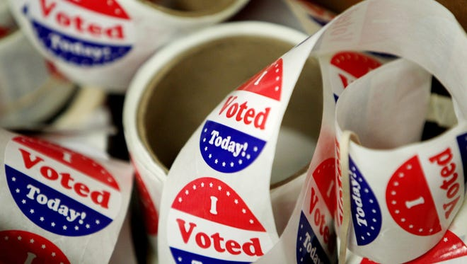 The polls open Tuesday, Nov. 6, for Election Day. Here are some things to know about casting your vote: