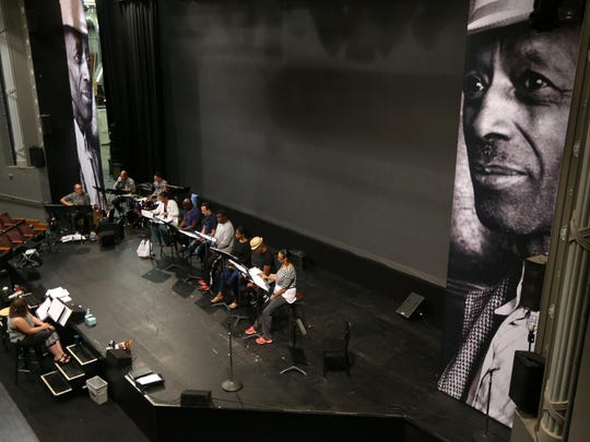 The cast of 'Revival: The Resurrection of Son House,'